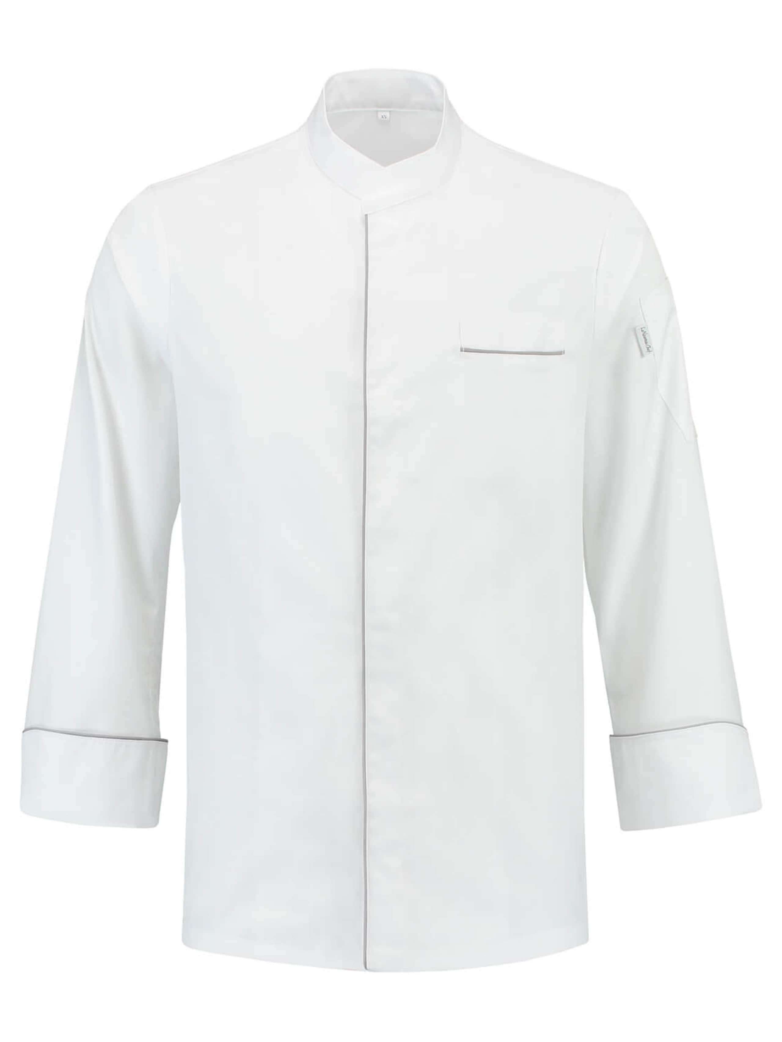 Kochjacke Xperience Deluxe Weiß
