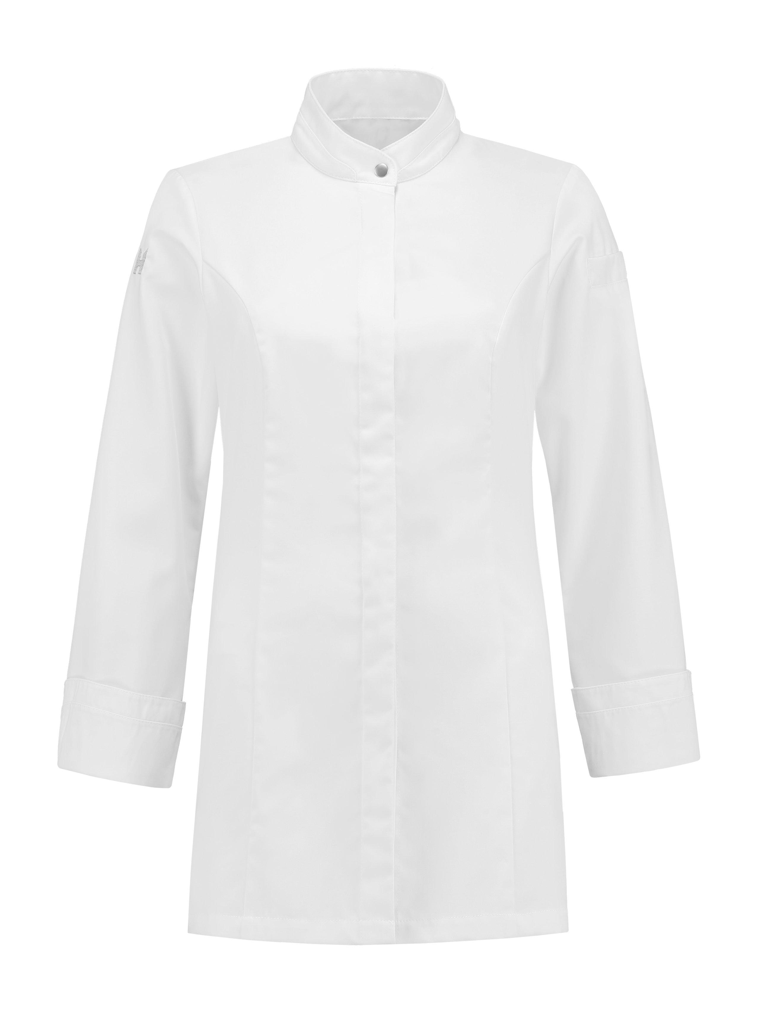Chef Coat Venus White