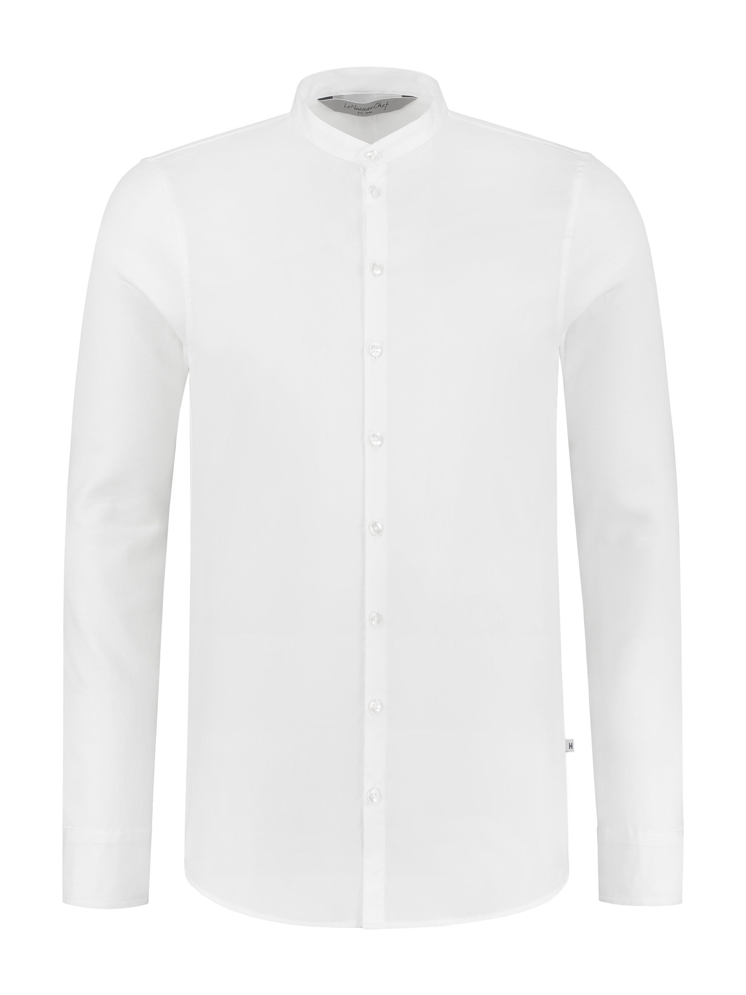 Service Shirt Roan White
