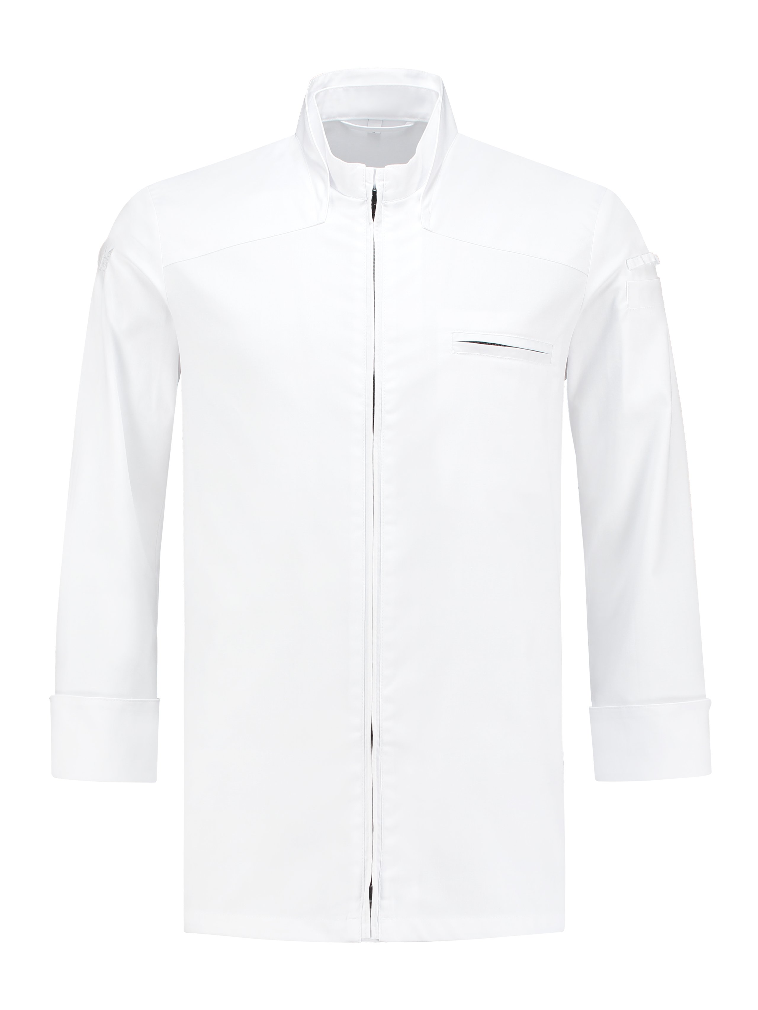 Chef Jacket Nero White