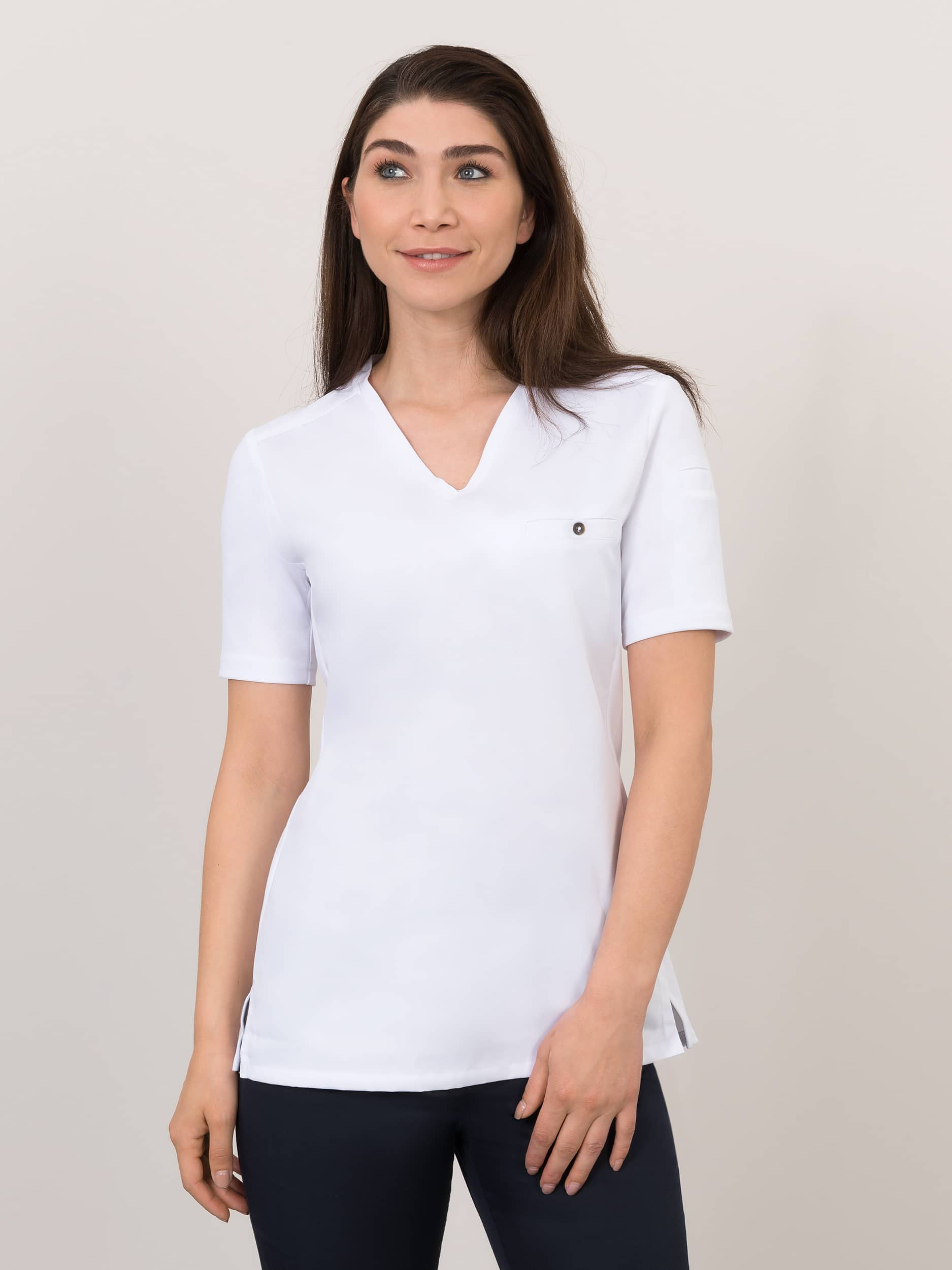 T-Shirt Fae Weiß