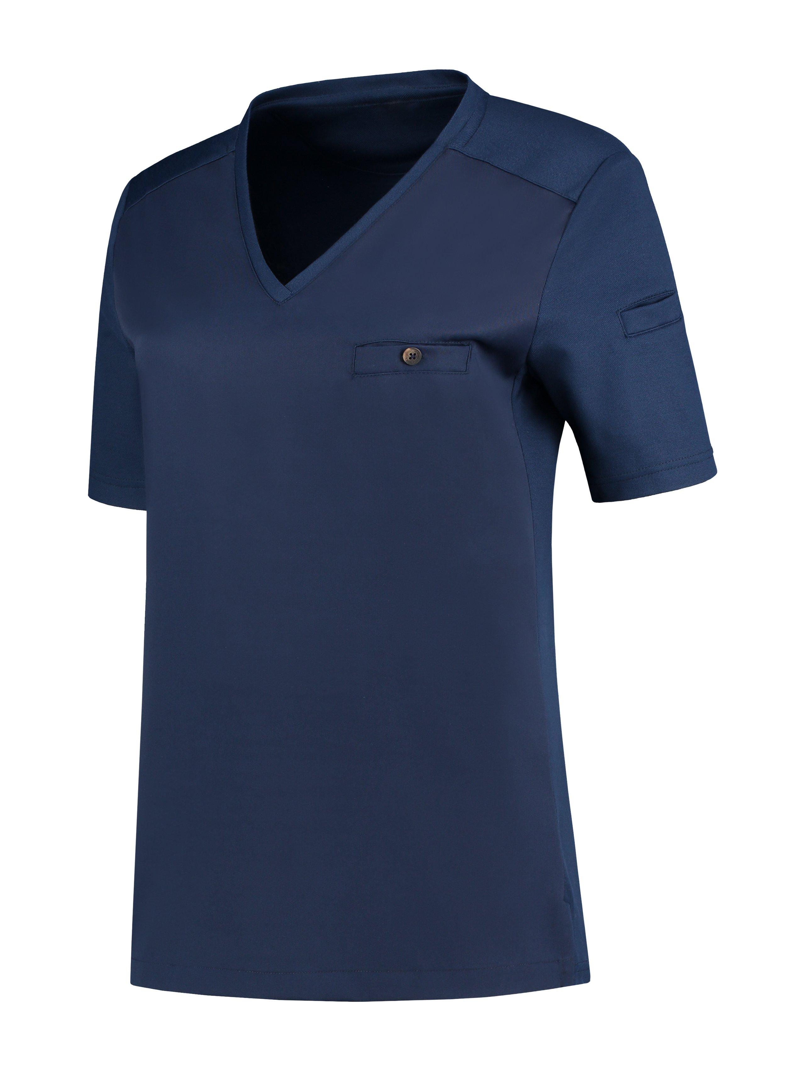 Chef Jacket Fae Patriot Blue