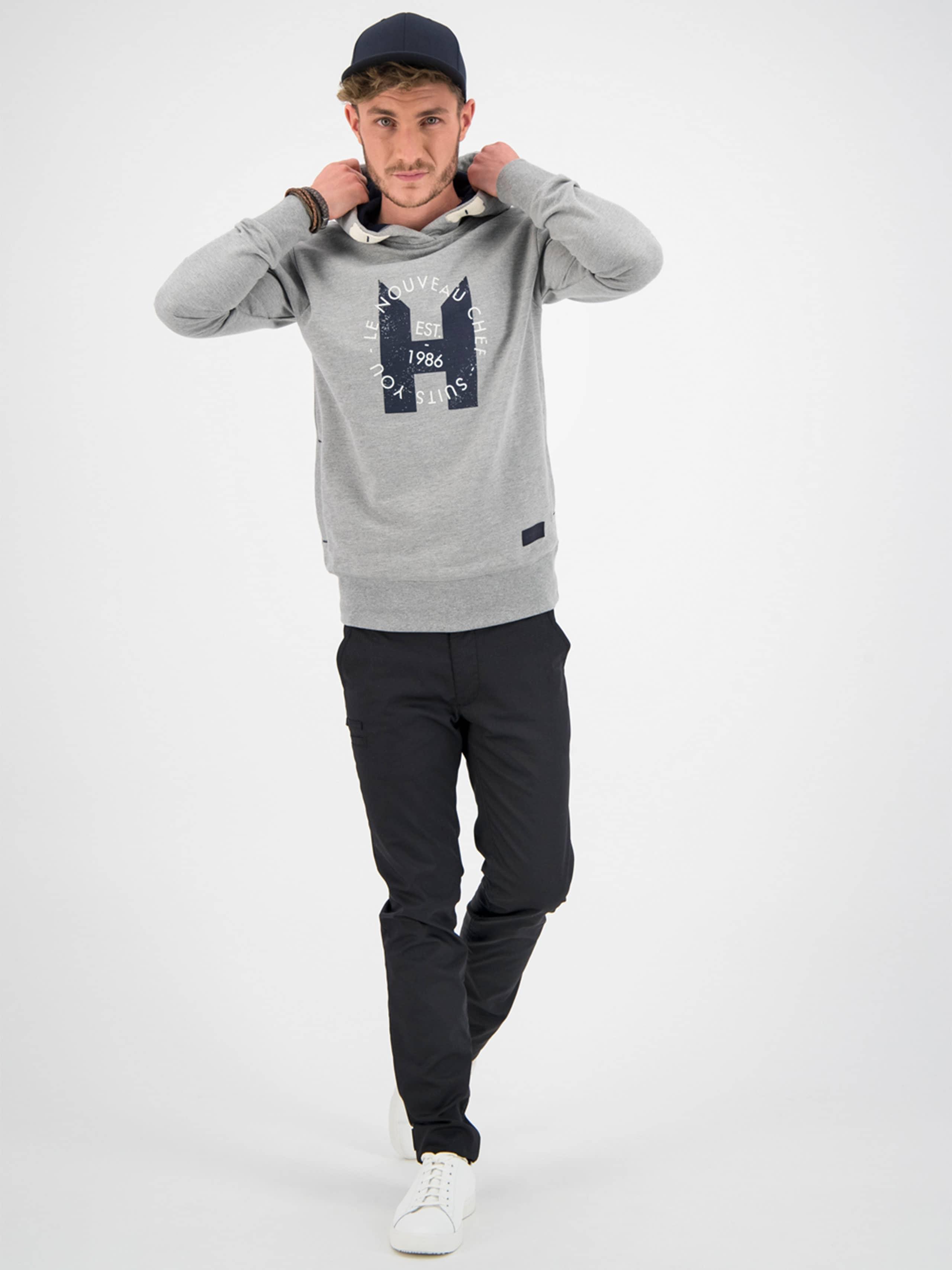 Sweater Noah Heather Grey