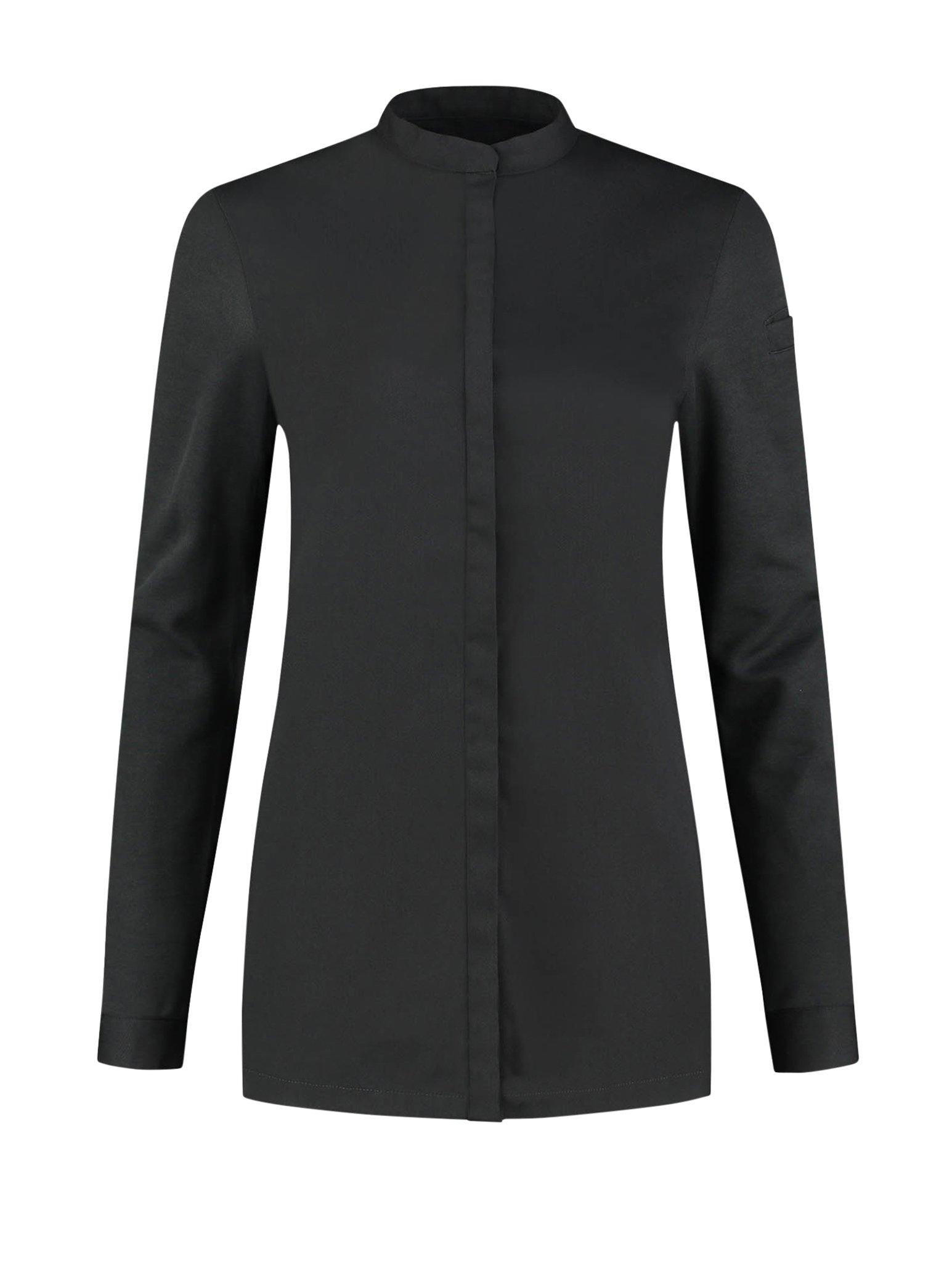 Chef Jacket Jolie Black